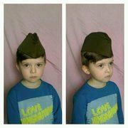Военные пилотки