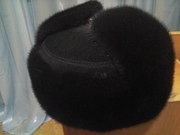 Продам норковую шапку мужскую
